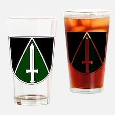 Panzerbataillon 114 Drinking Glass