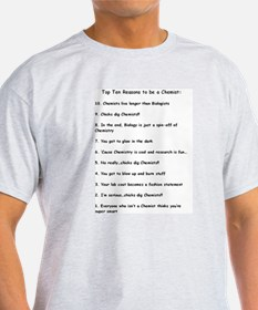 Unique Ten reasons T-Shirt
