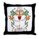 MacGowan Coat of Arms Throw Pillow