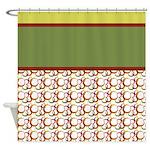 Elegant Designer Shower Curtain