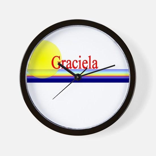 Graciela Wall Clock