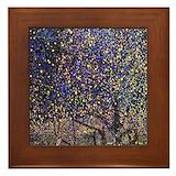 Klimt Framed Tiles