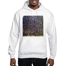 Gustav Klimt Pear Tree Hoodie