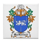MacGorman Coat of Arms Tile Coaster