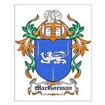 MacGorman Coat of Arms Small Poster