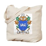 MacGorman Coat of Arms Tote Bag