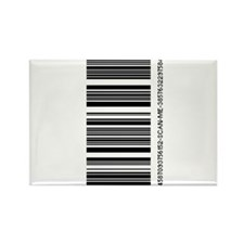 Scan Me Rectangle Magnet