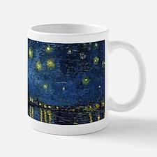 Van Gogh - Rhone Small Small Mug