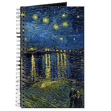 Van Gogh - Rhone Journal