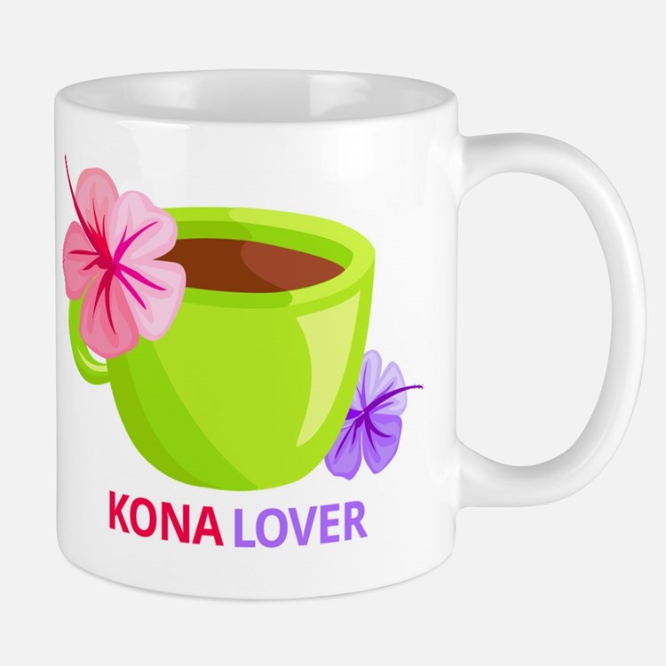 Kona Lover Mug
