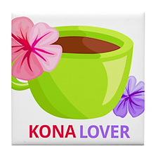 Kona Lover Tile Coaster