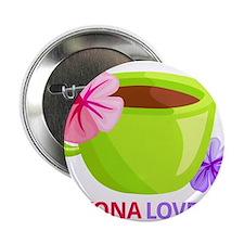 """Kona Lover 2.25"""" Button"""