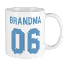 Blue Grandma 06 Mug