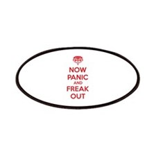 Now paninc and freak out Patches