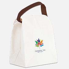 Canada 150 Canvas Lunch Bag