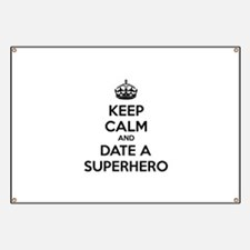 Keep calm and date a law student Banner