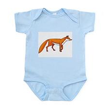 Fox Infant Bodysuit