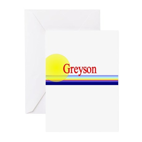 Greyson Greeting Cards (Pk of 10)