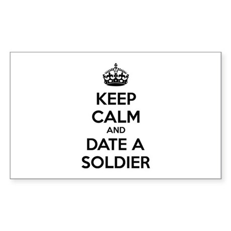 Dating a soldier
