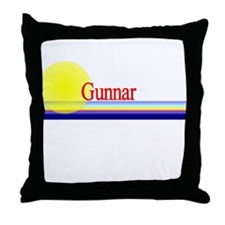 Gunnar Throw Pillow