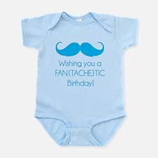 Wishing you a fantachetic birthday! Infant Bodysui