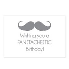 Wishing you a fantachetic birthday! Postcards (Pac