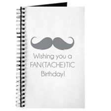 Wishing you a fantachetic birthday! Journal