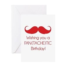 Wishing you a fantachetic birthday! Greeting Card
