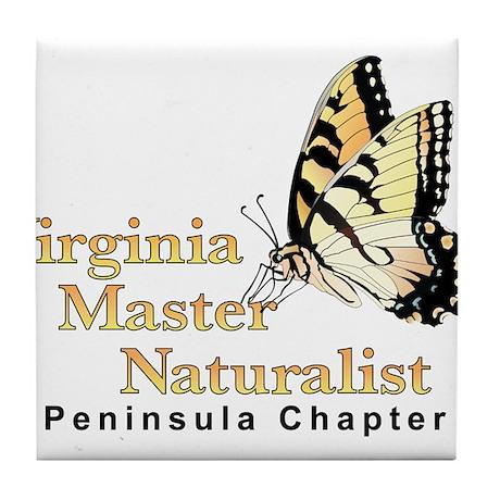 Peninsula Master Naturalist Tile Coaster