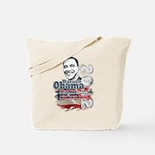 Obama 2012: Tote Bag