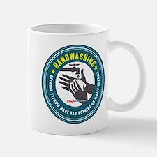Handwashing Mugs