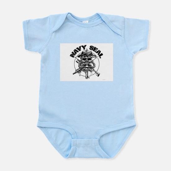 Socom emblem.png Infant Bodysuit