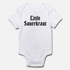 Little Sauerkraut Infant Creeper