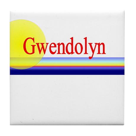 Gwendolyn Tile Coaster