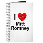 I Love Mitt Romney Journal