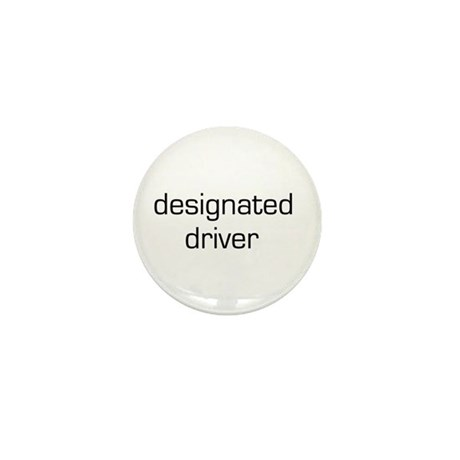 Designated Driver Mini Button (100 pack)