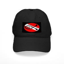 Scuba Dive Fish Oval Flag Baseball Hat