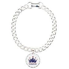 Fantasy Football Champ Crown Bracelet