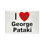 I Love George Pataki Rectangle Magnet (10 pack)