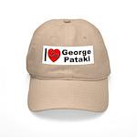 I Love George Pataki Cap