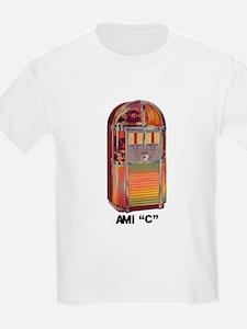 """AMI """"C"""" Kids T-Shirt"""