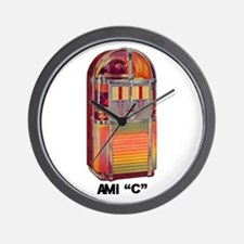 "AMI ""C"" Wall Clock"