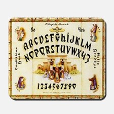 Vintage Egyptian Ouija Board Mousepad