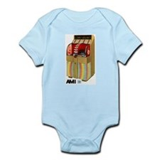 "AMI ""D"" Beachwood Infant Creeper"