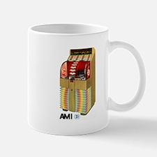 """AMI """"D"""" Beachwood Mug"""