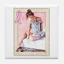 Breast Cancer Awareness~2. 1050x1050.png Tile Coas