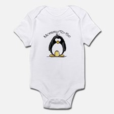 Mommy to Be Penguin Infant Creeper