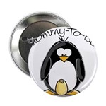 Mommy to Be Penguin Button
