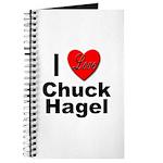 I Love Chuck Hagel Journal