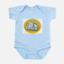 Money Infant Bodysuit